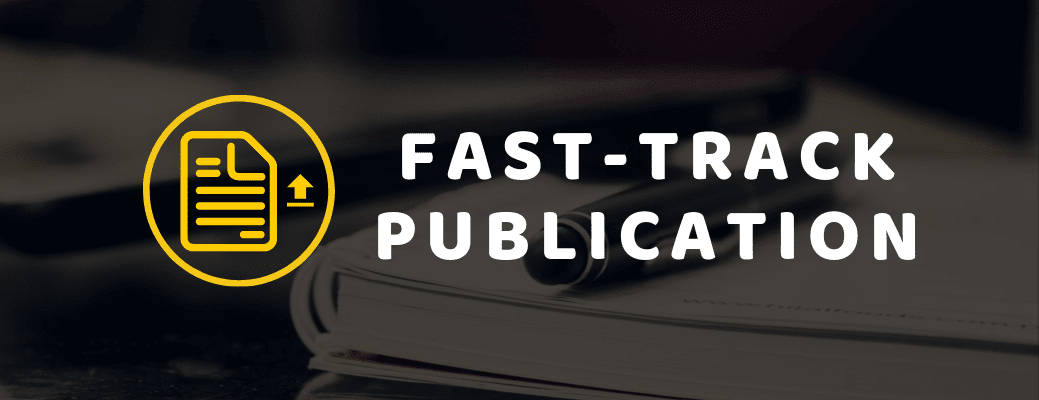fast track publication